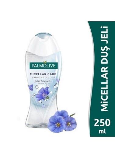 Palmolive Palmolive Keten Tohumu Özlü Ve Mineral Sulu Duş Jeli 250 ml Renksiz